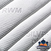 RWM Silver Plus Wasserbettbezug Wasserbettauflage