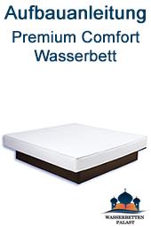 Aufbauanleitung Premium Comfort Wasserbett